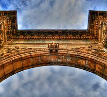 Arch by Michael  Herrfurth