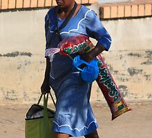 Shopping in Swaziland, South Africa by Finkie