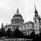 St Pauls London by tunna
