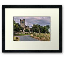 St.Nicholas Boughton Malherbe Framed Print