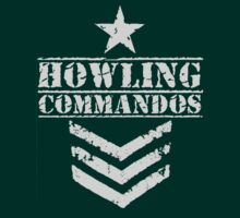 Captain America | Howling Commandos by Jessica Morgan
