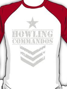 Captain America | Howling Commandos T-Shirt