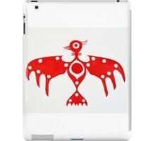 Thunderbird original painting iPad Case/Skin