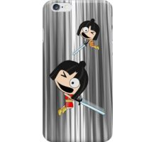 Samurais iPhone Case/Skin