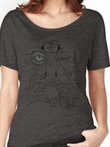 Open Wide Women's Relaxed Fit T-Shirt