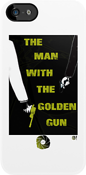 The Man With The Golden Gun 007 by Michael Donnellan