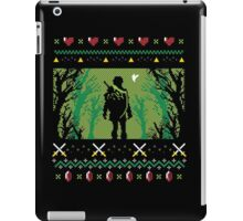 Ugly Sweater Link iPad Case/Skin
