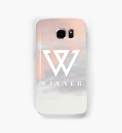 Pretty Pink/Blue Pastel Sky Winner Kpop iPhone and Samsung Phone Case Samsung Galaxy Case/Skin