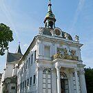 Kreuzberg Church in Bonn by Vac1