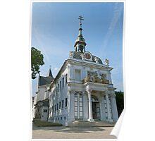 Kreuzberg Church in Bonn Poster