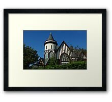 First Presbyterian Church, Glen Cove, NY Framed Print
