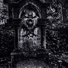 Highgate Cemetery 05 by Alan E Taylor