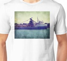 Great Lakes Freighter Unisex T-Shirt