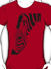 Grazing Zebra T-Shirt