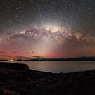 Crown Jewels above Lake Tekapo by Alex Cherney