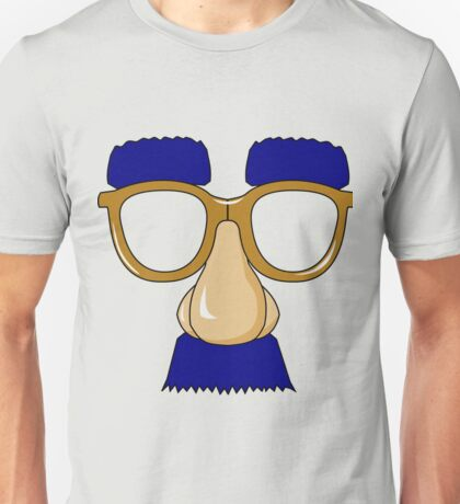 Groucho Marx glasses Unisex T-Shirt