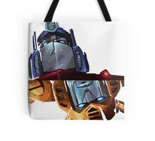 Optimus/bumblebee Tote Bag