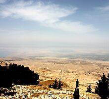 Mount Nebo in Moab by HELUA