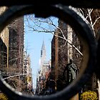 NY seen from Gramercy Park by Federica Gentile