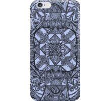 Black Mandala iPhone Case/Skin
