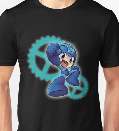 MegaMan (Desing 2) Unisex T-Shirt