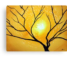 Low Country original painting Canvas Print