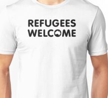 Refugees Welcome Australia Unisex T-Shirt