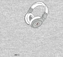 Beats Pro Headphones by WhiteCurl
