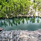 Gunlom Plunge Pool by V1mage