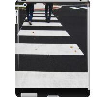 Crossing Over iPad Case/Skin