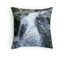 Waterfall (4) Throw Pillow