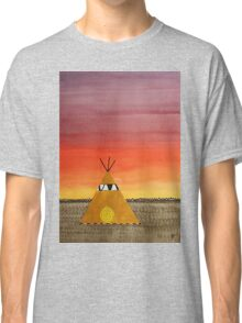 Tepee or Not Tepee original painting Classic T-Shirt