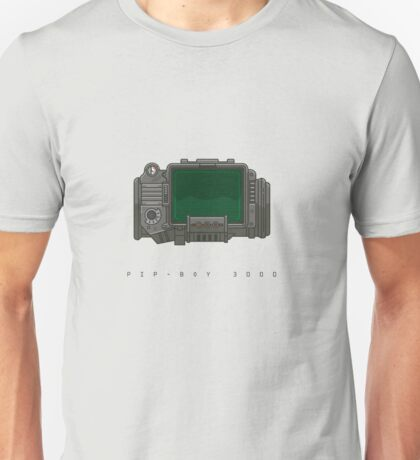 Pip-Boy 3000  Unisex T-Shirt
