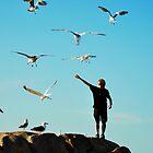 The bird man by amrita125