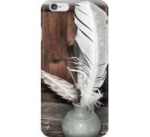 Feather in Your iPhone iPhone Case/Skin