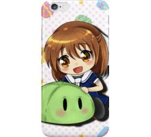 Clannad - Ushio (Chibi) iPhone Case/Skin