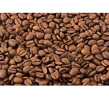 Coffee Beans Photographic Print