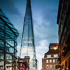 Shard gets Moody by JzaPhotography