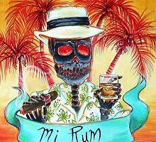 Mi Rum by HCalderonArt