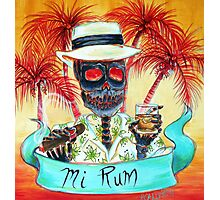 Mi Rum Photographic Print