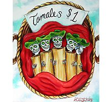 Day of the Dead Tamales $1 Photographic Print