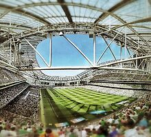 Aviva Stadium by Filipkos