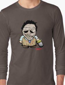 Tiny Leatherface Long Sleeve T-Shirt