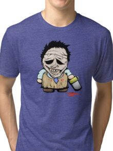 Tiny Leatherface Tri-blend T-Shirt