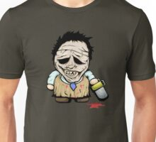 Tiny Leatherface Unisex T-Shirt