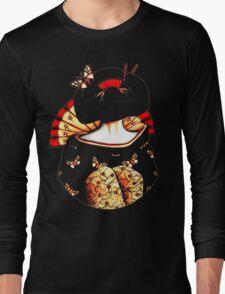 Geisha Girl TShirt Long Sleeve T-Shirt