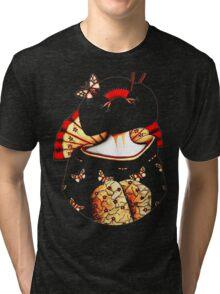 Geisha Girl TShirt Tri-blend T-Shirt