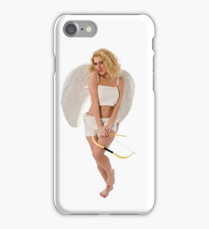 Sexy Cupid the god of desire, iPhone Case/Skin