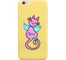 ღ°㋡Swanky-Angelic Cat Splendifereous iPhone & iPod Cases ㋡ღ° iPhone Case/Skin