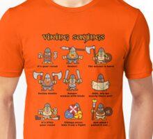 Viking Sayings Unisex T-Shirt